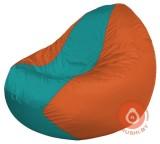 К2.1-160  оранж + сидуш бирюза