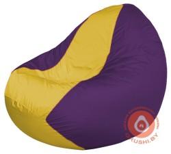 К2.1-232 фиолет + сидушка жёлт