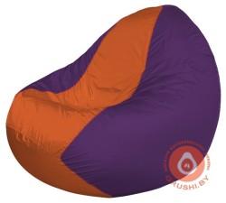 К2.1-233 фиолет + сидушка оранж