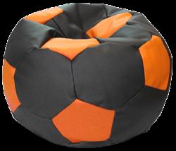 Бескаркасные кресла мячи из экокожи