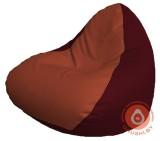 Р2.3-73 релакс кожа сид красная +бок бордов