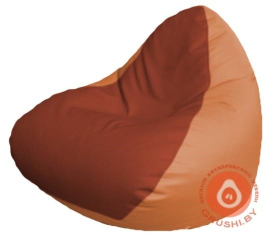 Р2.3-79 релакс кожа сид красная+бок оранж