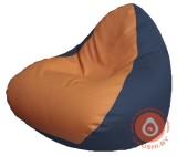 Р2.3-97 релакс кожа сид оранж +бок синий