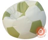 +мяч бело-оливковый