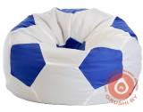+мяч бело синий