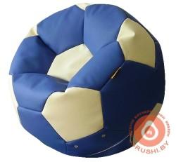 +мяч сине белый