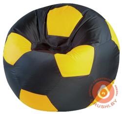 +мяч черно желтый