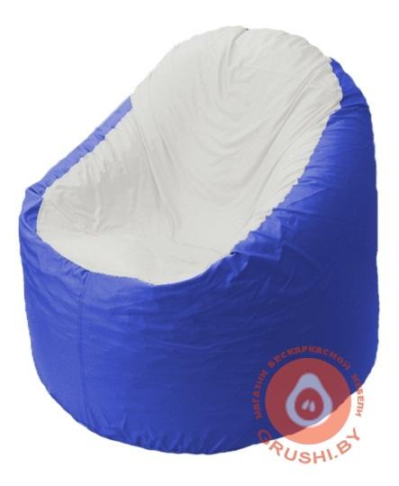 B1.1-26 кресло основ василёк + белый