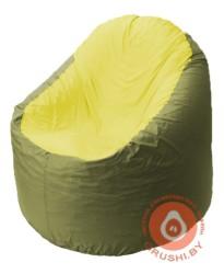 B1.1-29 кресло основ олива+жёлтый