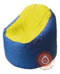 B1.1-36 кресло основ синиее+жёлтый
