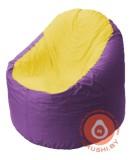 B1.1-37 кресло основ фиолет+ жёлтый
