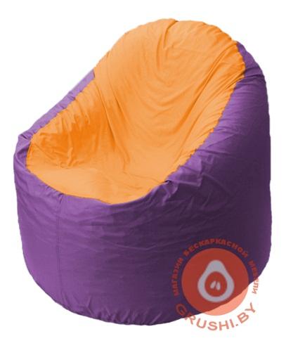 B1.1-38 кресло основ фиолет + оранж