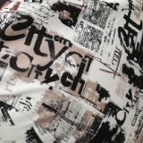 City (велюр)