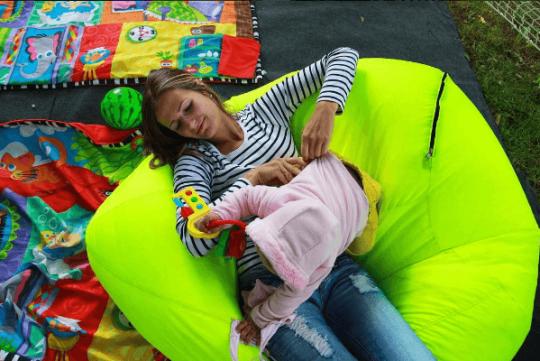 живые кресла на МАМСЛЁТЕ в парке Dreamland